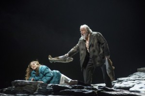 Lady Macbeth uit het district Mtsensk van Dimitri Sjostakovitsj, Deutsche Oper Berlin, copyright: Marcus Lieberenz.