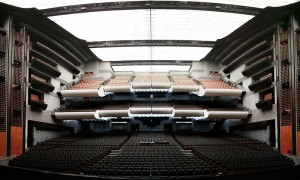 Het auditorium van de Opéra Bastille (foto: Gohu1er / CC BY-SA 3.o).