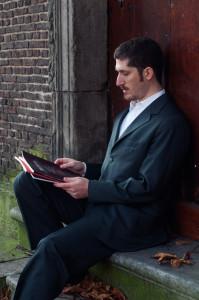 Hernán Schvartzman (foto: Alina Antoniou).