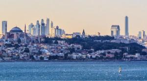 Stadsbeeld van Istanbul (foto: Ben Morlok / Creative Commons-licentie).