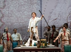 Roberto Alagna in Le Cid (foto: Agathe Poupeney / Opéra national de Paris).