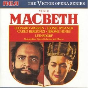Macbeth Leinsdorf