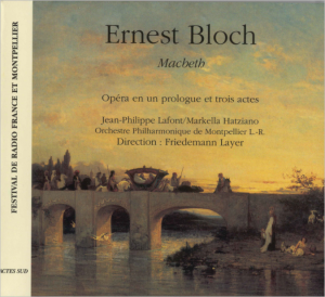 Bloch Macbeth