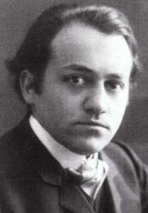 Ernest Bloch (1880-1959).