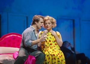 Brandon Jovanovich en Eva-Maria Westbroek in Lady Macbeth von Mtsensk (foto: Ken Howard / Metropolitan Opera).