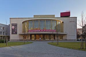 Het Schiller Theater in Berlijn (foto: A. Savin).
