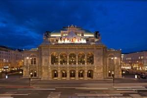 De Wiener Staatsoper (foto: Michael Pöhn / Wiener Staatsoper).