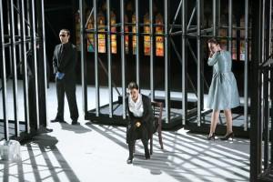 Scène uit La Juive (foto: Annemie Augustijns).