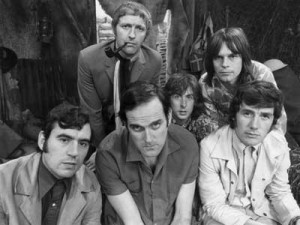 Monty Python's Flying Circus in 1969.