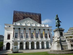 De Opéra Royal in Luik (foto: Promeneuse7 / CC-BY-SA-3.0).