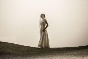 Kristina Bitenc als Eurydice in Orphée et Eurydice (foto: Marco Borggreve © Nederlandse Reisopera 2015).