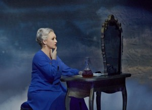 Simone Schneider als de Marschallin (foto: T.A. Schaefer).