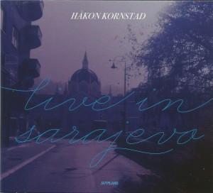 De nieuwe cd 'Live in Sarajevo' (foto: Håkon Kornstad) .