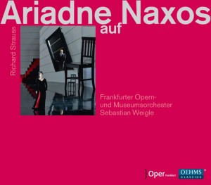 Ariadne auf Naxos Oehms Frankfurt