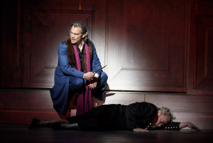 Christopher Maltman als Don Giovanni (foto: Bill Cooper / ROH).