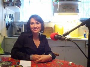 Aan de keukentafel met Ekaterina Levental (foto: Place de l'Opera).