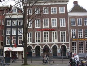 De Kleine Komedie in Amsterdam.