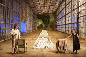 Scène uit Le nozze di Figaro (foto: Annemie Augustijns).