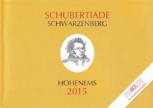 De Schubertiade viert in 2015 en 2016 zijn veertigjarig bestaan.