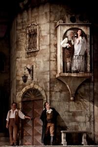Scène uit Il barbiere di Siviglia (foto: Brescia/Amisano - Teatro alla Scala).