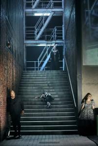 Götterdämmerung (foto: Bayreuther Festspiele / Enrico Nawrath).