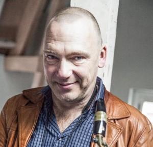 Jazzsaxofonist Maarten Ornstein componeerde Creator/Destroyer voor het kamermuziekfestival Amerfortissimo (foto: Foppe Schut).