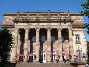 De Opéra national du Rhin in Strasbourgh (foto: Jonathan M / Wikimedia Commons).