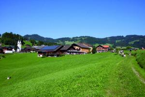 De Angelika-Kaufmann-Saal is een mooi voorbeeld van de architectuur in het Bregenzerwald (foto: Schubertiade GmbH).
