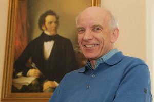 Gerd Nachbauer, de man achter de Schubertiade (foto: Schubertiade GmbH).