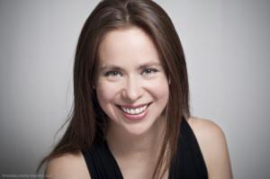 De Canadese sopraan Stefanie True in Toronto en aan het Koninklijk Conservatorium in Den Haag (foto: renska/media-weavers.com).