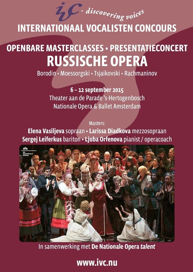 Summerschool Russische Opera
