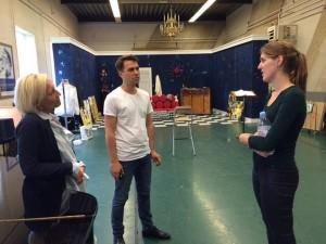 Foto van de Facebook-pagina van de Nederlandse Reisopera.