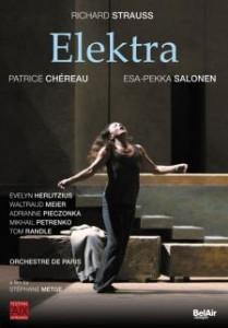 Een opname van Elektra uit Parijs, met onder anderen Adrianne Pieczonka en Mikhail Petrenko, werd uitgeroepen tot de beste opera-dvd van het jaar.