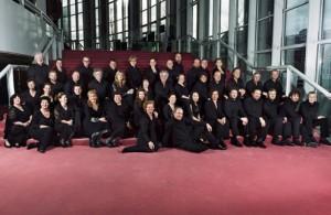 Het Koor van De Nationale Opera (foto: Robin de Puy).