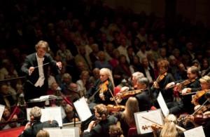 Het Nederlands Philharmonisch Orkest.