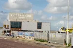 Het nieuwe Zuiderstrandtheater in Scheveningen (foto: Place de l'Opera).