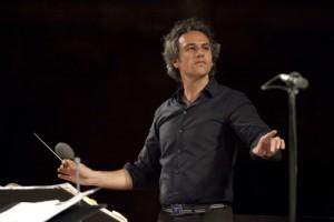 Dirigent Pedro Halffter (Foto: Unai P. Azaldegui).
