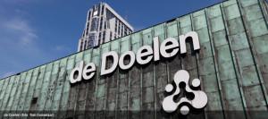 De Doelen: het muziekpaleis in het centrum van Rotterdam (© Tom Gosselaar).