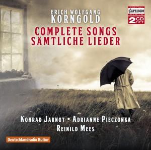 Korngold presentatie - cover cd
