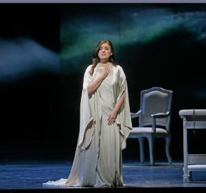 Sonya Yoncheva als Desdemona: kan het beter? (© Ken Howard / Metropolitan Opera).