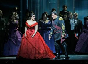 Sonya Yoncheva en Aleksandrs Antonenko in Otello (© Ken Howard / Metropolitan Opera).
