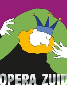 Rigoletto Opera Zuid Affiche