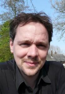 Serge van Veggel, regisseur van Mariken in de tuin der lusten.