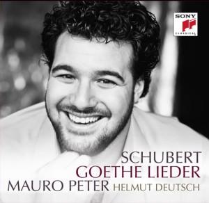 Mauro Peter Goethe Lieder