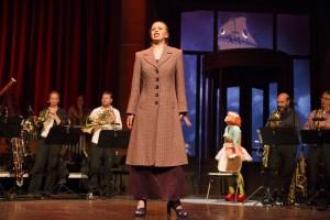 Iris van Wijnen bij het OperaGala van de Nederlandse Reisopera (© Marco Borggreve).