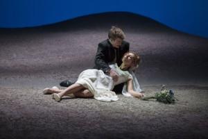 Scène uit Orphée et Eurydice bij de Nederlandse Reisopera (© Marco Borggreve).