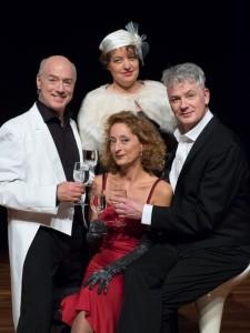 De leden van Pocket Opera (© Atze Dijkstra).