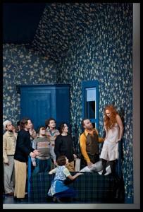 Scène uit Ariodante bij De Nationale Opera. (© Clärchen & Matthias Baus)