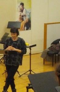 Sandrine Piau in actie. (© Place de l'Opera)