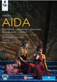 De Aida uit Parma is op dvd en Blu-Ray uitgebracht bij C Major.